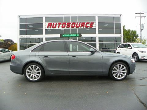 2013 Audi A4 for sale in Milwaukee, WI