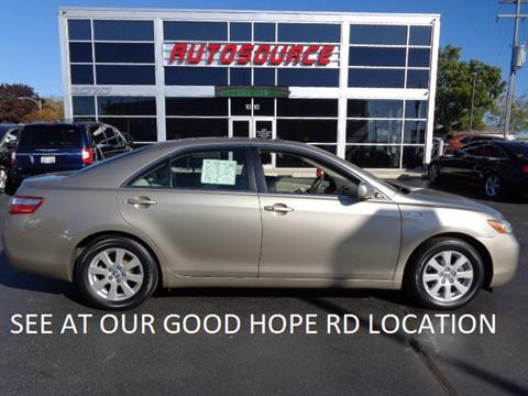2007 Toyota Camry Hybrid for sale in Milwaukee, WI