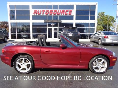 2003 Mazda MX-5 Miata for sale in Milwaukee, WI