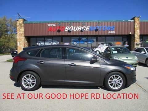 2015 Ford Focus for sale in Milwaukee, WI