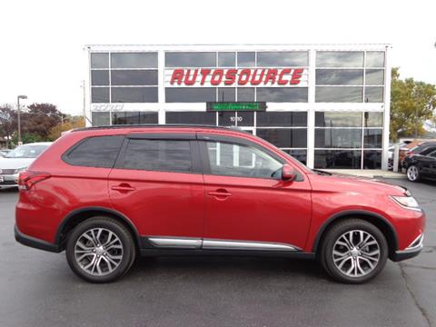 2016 Mitsubishi Outlander for sale in Milwaukee, WI