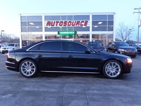 2015 Audi A8 L for sale in Milwaukee, WI
