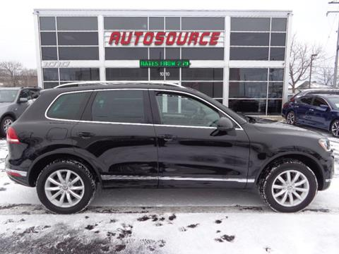 used volkswagen touareg for sale in wisconsin - carsforsale®