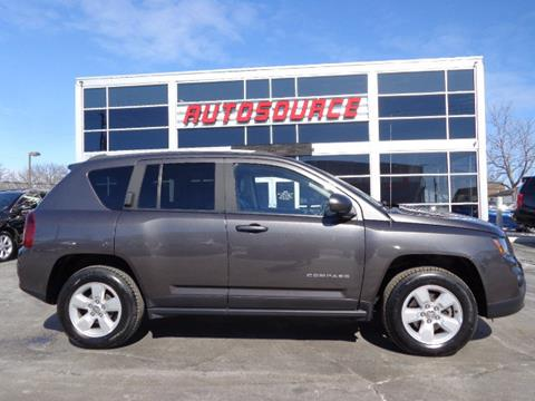 2016 Jeep Compass for sale in Milwaukee, WI