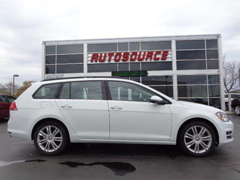 2015 Volkswagen Golf SportWagen for sale in Milwaukee, WI