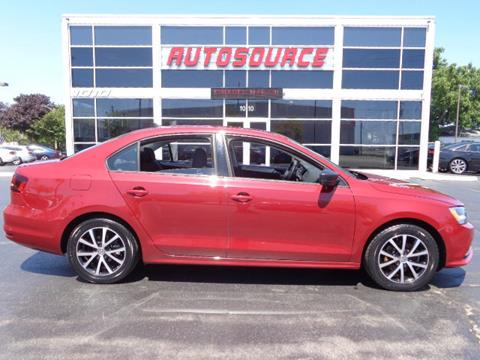 2016 Volkswagen Jetta for sale in Milwaukee, WI