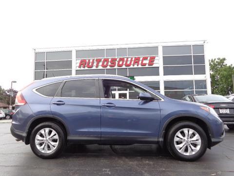 2013 Honda CR-V for sale in Milwaukee, WI