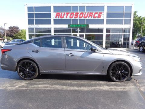 2019 Nissan Altima for sale in Milwaukee, WI