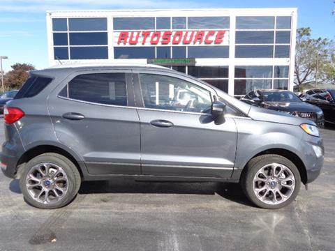 2019 Ford EcoSport for sale in Milwaukee, WI