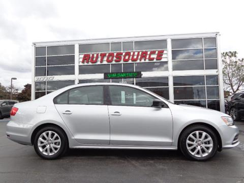 2015 Volkswagen Jetta for sale in Milwaukee, WI