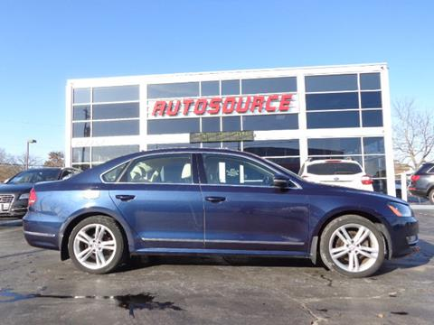 2015 Volkswagen Passat for sale in Milwaukee, WI