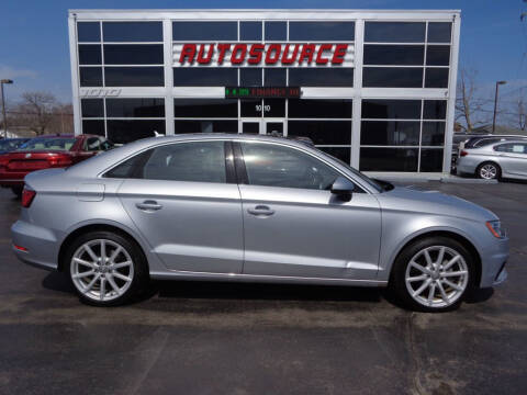 2015 Audi A3 2.0 Premium Plus TDI for sale at Autosource Motors Inc. in Milwaukee WI