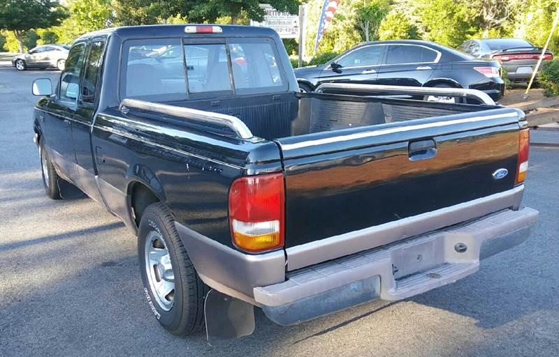 1995 Ford Ranger 2dr XL Extended Cab SB - Aiken SC
