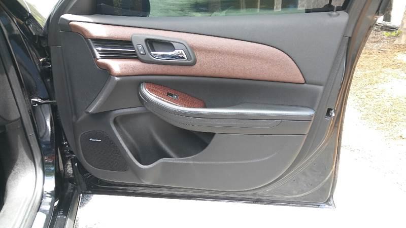 2013 Chevrolet Malibu LTZ 4dr Sedan w/2LZ - Aiken SC