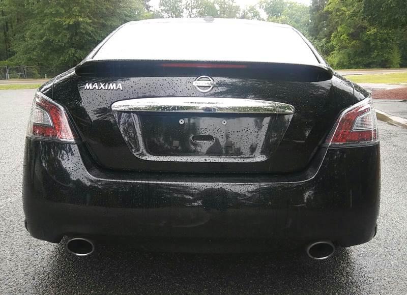 2012 Nissan Maxima 3.5 SV 4dr Sedan - Aiken SC