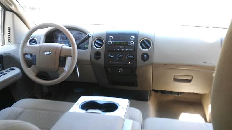 2008 Ford F-150 4x2 XLT 4dr SuperCrew Styleside 5.5 ft. SB - Aiken SC