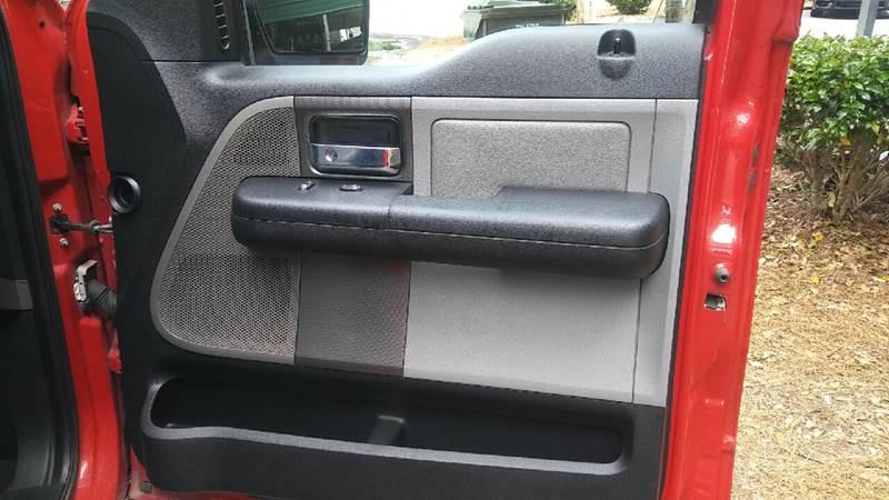 2007 Ford F-150 FX4 4dr SuperCrew 4x4 Styleside 5.5 ft. SB - Aiken SC