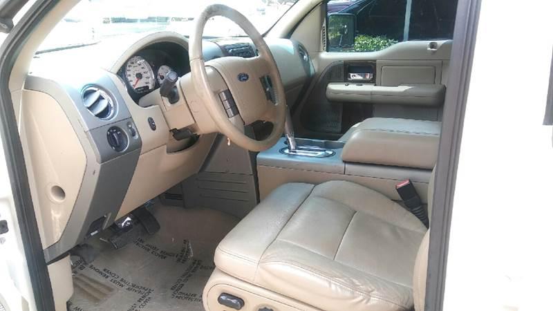 2007 Ford F-150 Lariat 4dr SuperCrew 4x4 Styleside 5.5 ft. SB - Aiken SC