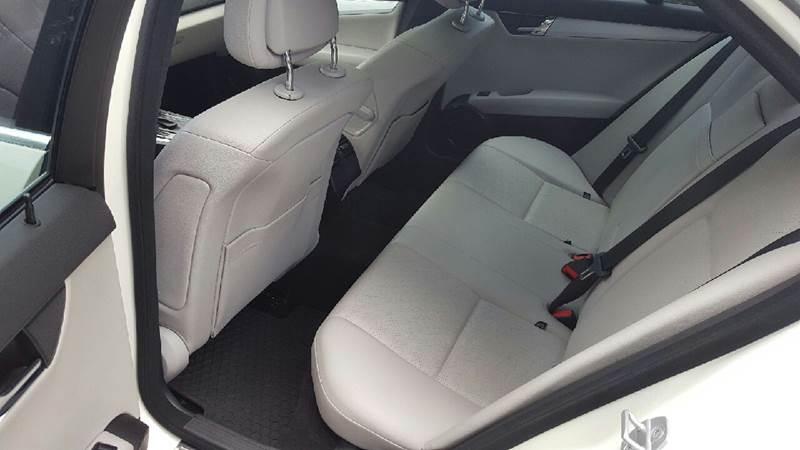 2011 Mercedes-Benz C-Class C 300 Sport 4dr Sedan - Aiken SC