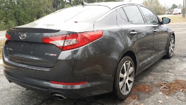 2011 Kia Optima SX Turbo 4dr Sedan - Aiken SC