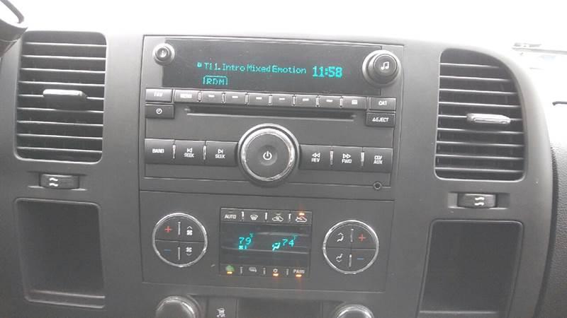 2011 Chevrolet Silverado 1500 4x2 LT 4dr Crew Cab 5.8 ft. SB - Aiken SC