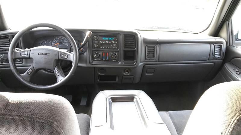 2007 GMC Sierra 1500 Classic SLT 4dr Crew Cab 5.8 ft. SB - Aiken SC