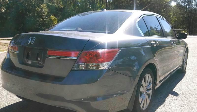 2012 Honda Accord EX-L 4dr Sedan w/Navi - Aiken SC
