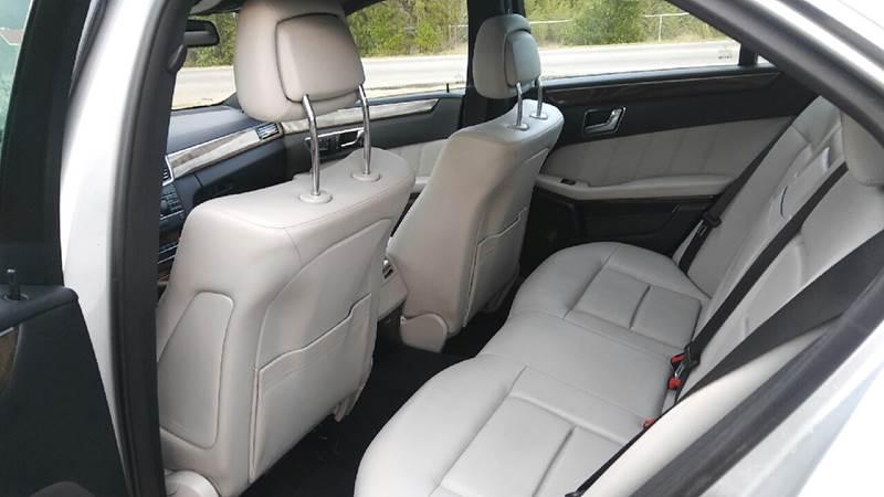 2010 Mercedes-Benz E-Class E 350 Luxury 4dr Sedan - Aiken SC