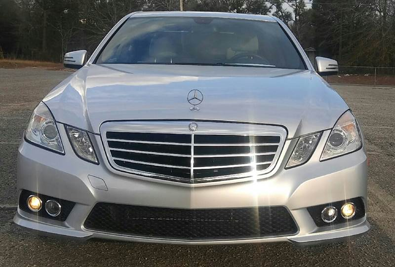 2010 Mercedes-Benz E-Class E 350 Luxury 4dr Sedan - Aiken SC