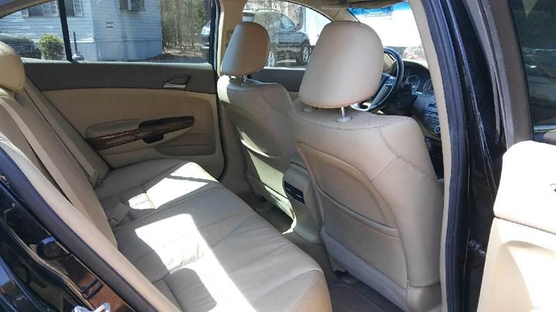 2010 Honda Accord EX-L V6 4dr Sedan - Aiken SC