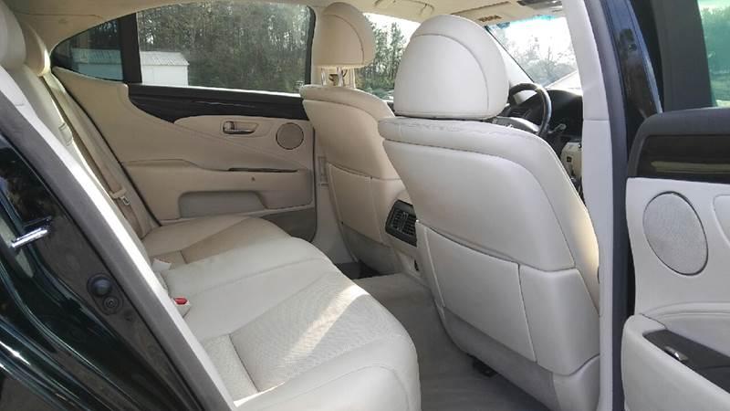 2007 Lexus LS 460 4dr Sedan - Aiken SC