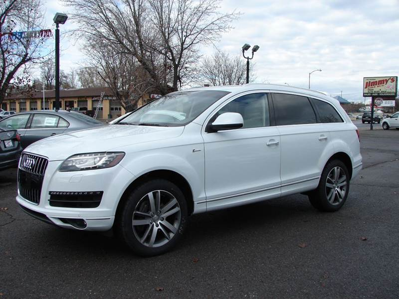 2015 Audi Q7 for sale at Jimmy's Love Bug in Provo UT