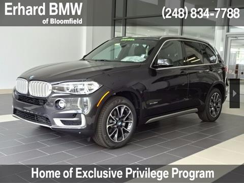2017 BMW X5 for sale in Bloomfield Hills, MI