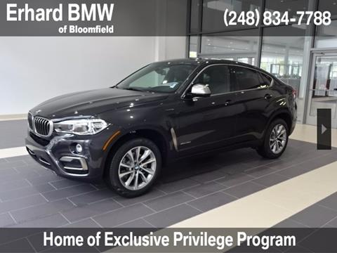 2018 BMW X6 for sale in Bloomfield Hills, MI