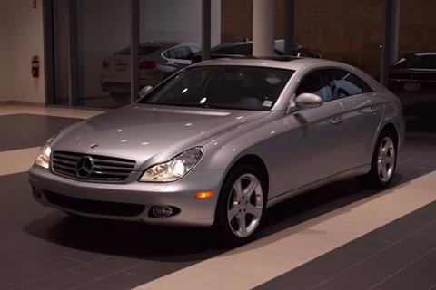 2007 Mercedes-Benz CLS for sale in Bloomfield Hills, MI