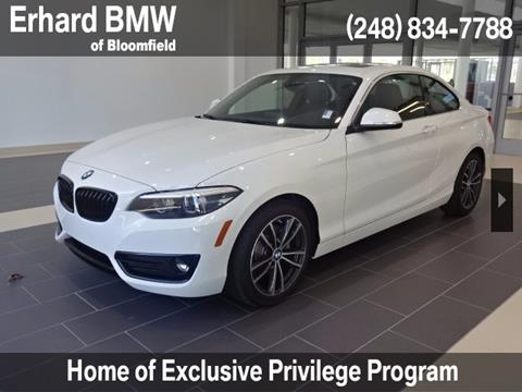 2018 BMW 2 Series for sale in Bloomfield Hills, MI