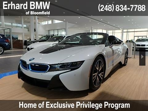 2019 BMW I8 For Sale In Bloomfield Hills MI