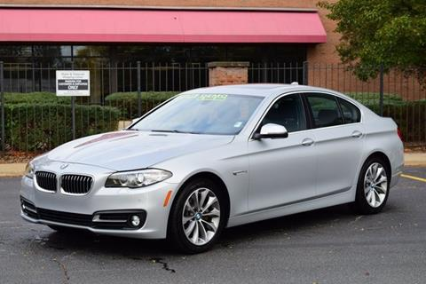 2016 BMW 5 Series for sale in Bloomfield Hills, MI