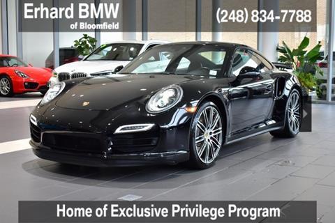 2015 Porsche 911 for sale in Bloomfield Hills, MI