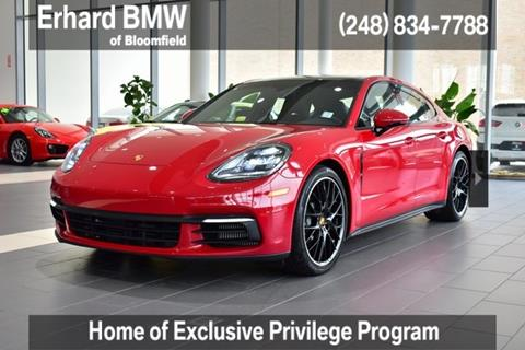 2018 Porsche Panamera for sale in Bloomfield Hills, MI
