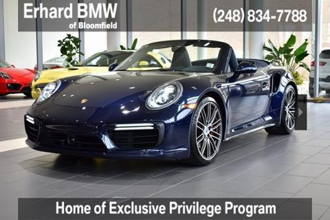 2019 Porsche 911 for sale in Bloomfield Hills, MI