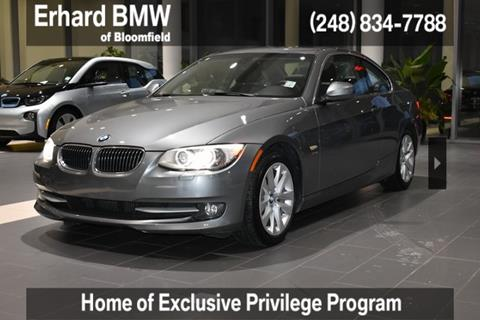 2011 BMW 3 Series for sale in Bloomfield Hills, MI