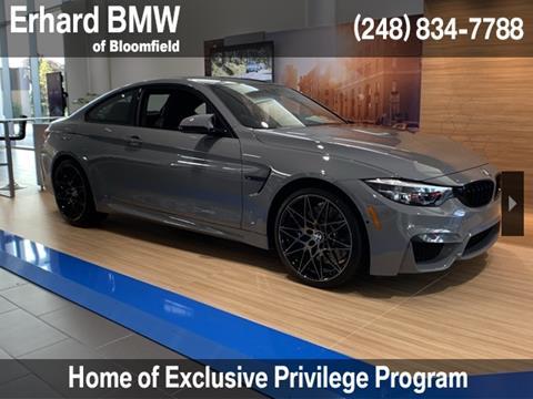 2020 BMW M4 for sale in Bloomfield Hills, MI
