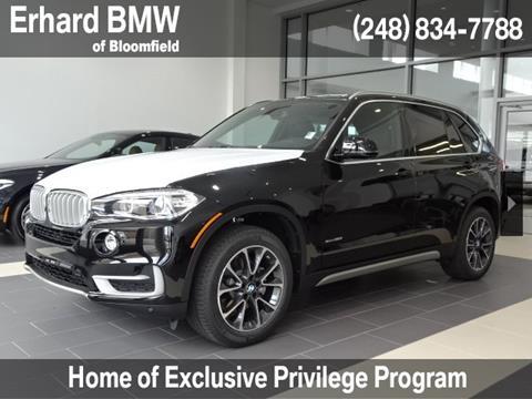 2018 BMW X5 for sale in Bloomfield Hills, MI
