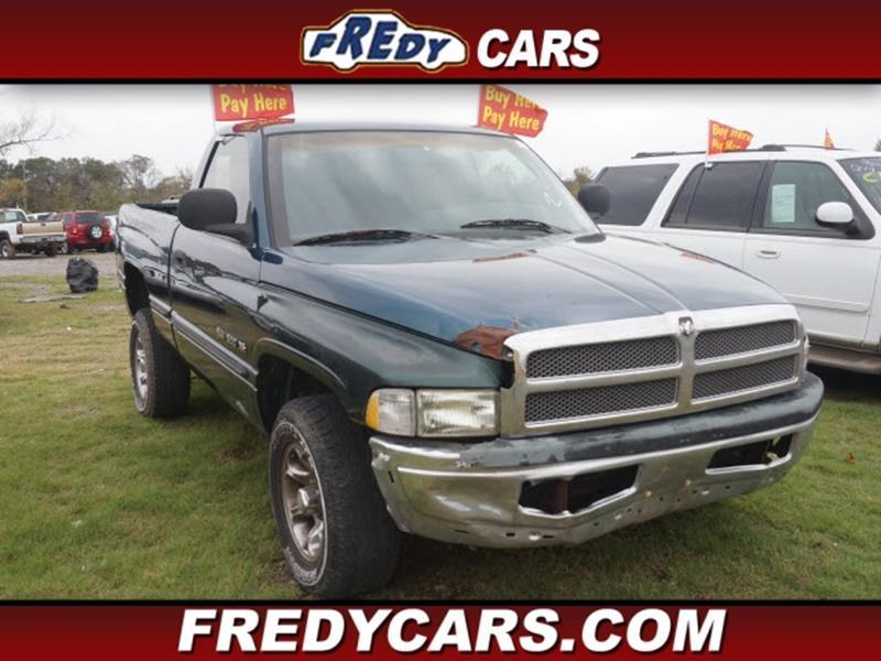 1999 dodge ram pickup 1500 in houston tx fredys cars for less. Black Bedroom Furniture Sets. Home Design Ideas
