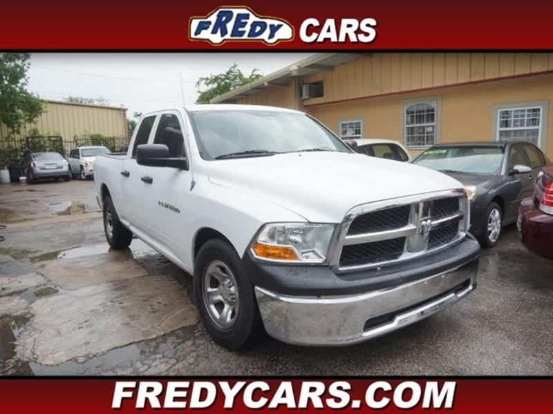 2011 ram ram pickup 1500 in houston tx fredys cars for less. Black Bedroom Furniture Sets. Home Design Ideas