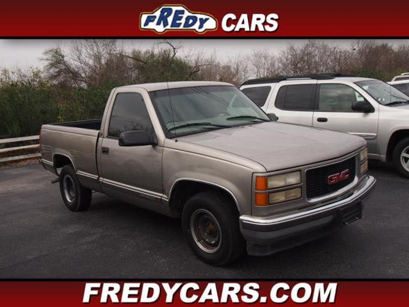 1998 gmc sierra 1500 in houston tx fredys cars for less. Black Bedroom Furniture Sets. Home Design Ideas