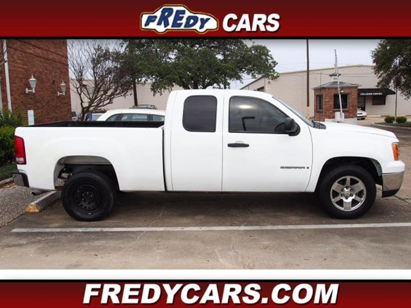 2009 gmc sierra 1500 in houston tx fredys cars for less. Black Bedroom Furniture Sets. Home Design Ideas