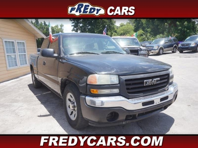 2005 gmc sierra 1500 in houston tx fredys cars for less. Black Bedroom Furniture Sets. Home Design Ideas