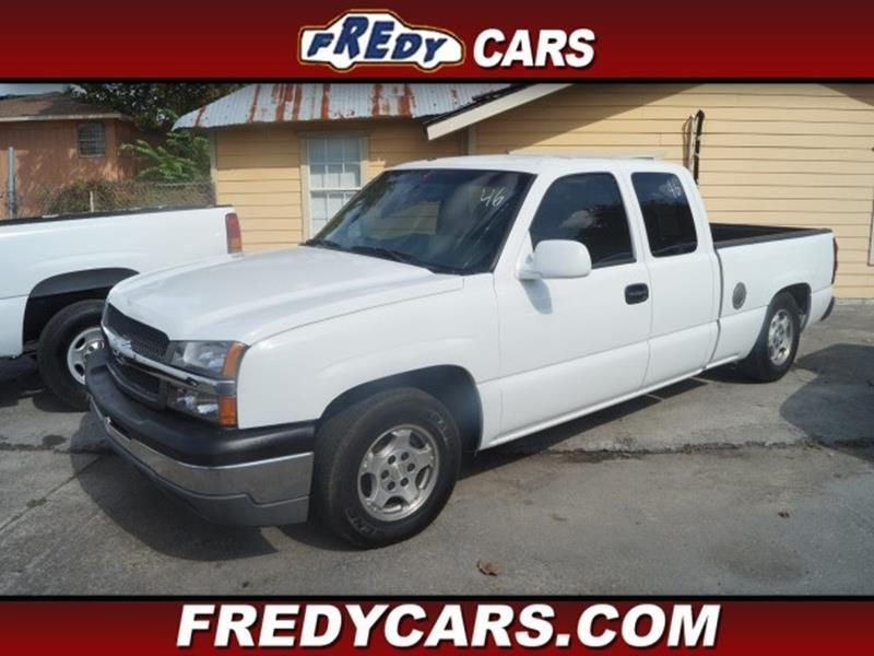 2004 chevrolet silverado 1500 in houston tx fredys cars for less. Black Bedroom Furniture Sets. Home Design Ideas